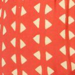 Batik triángulos Caldero