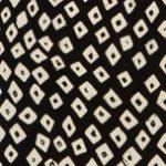 Batik rombitos Negro